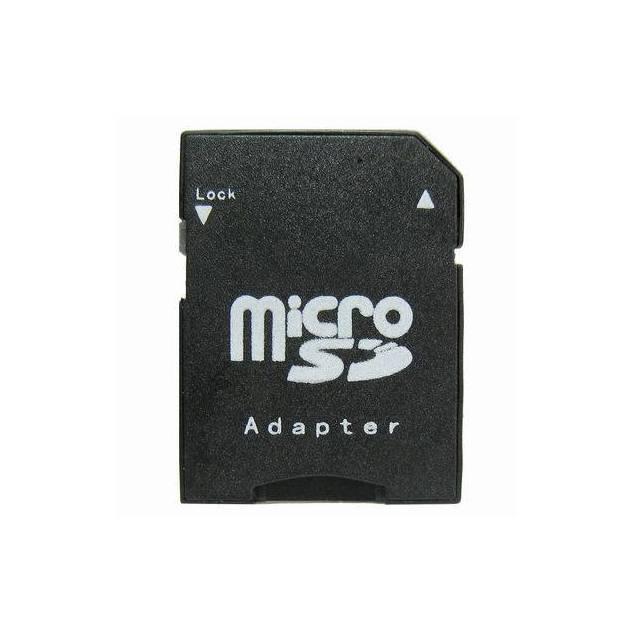 Micro SD til SD kort adapter