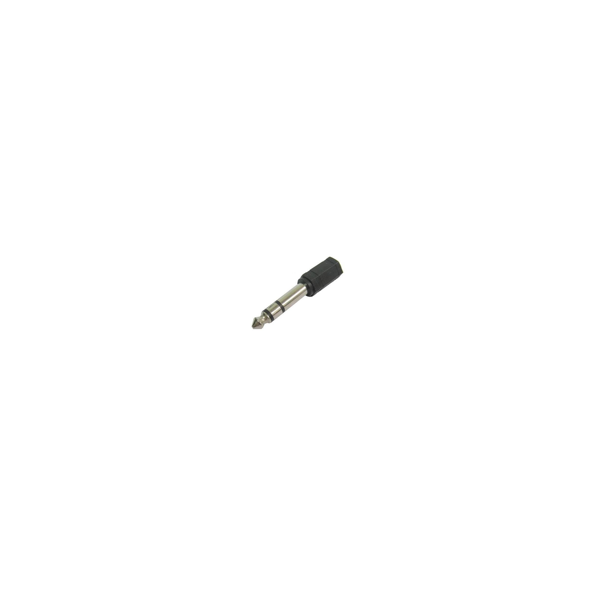 kina oem – Mini jack (3,5mm) til jack adapter(6,35mm) stereo fra mackabler.dk