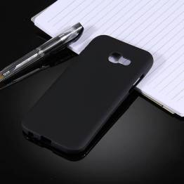 Cover til Samsung Galaxy A3 sort