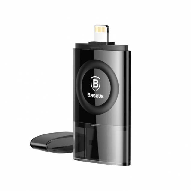 Image of   Baseus OBSIDIAN X1 Lightning U USB Disk til iPhone/iPad/mac 64gb