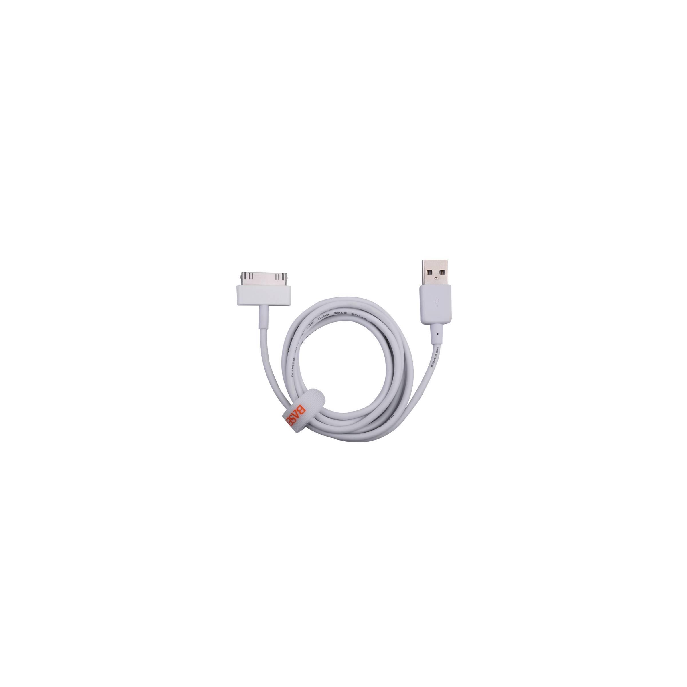 Baseus 30-pin usb kabel fra baseus på mackabler.dk