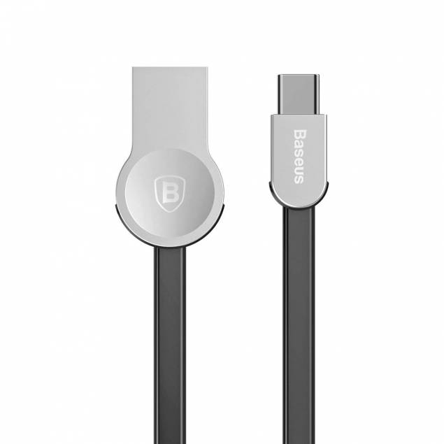 Image of   Baseus USB til USB c Keyble Zinc Alloy kabel