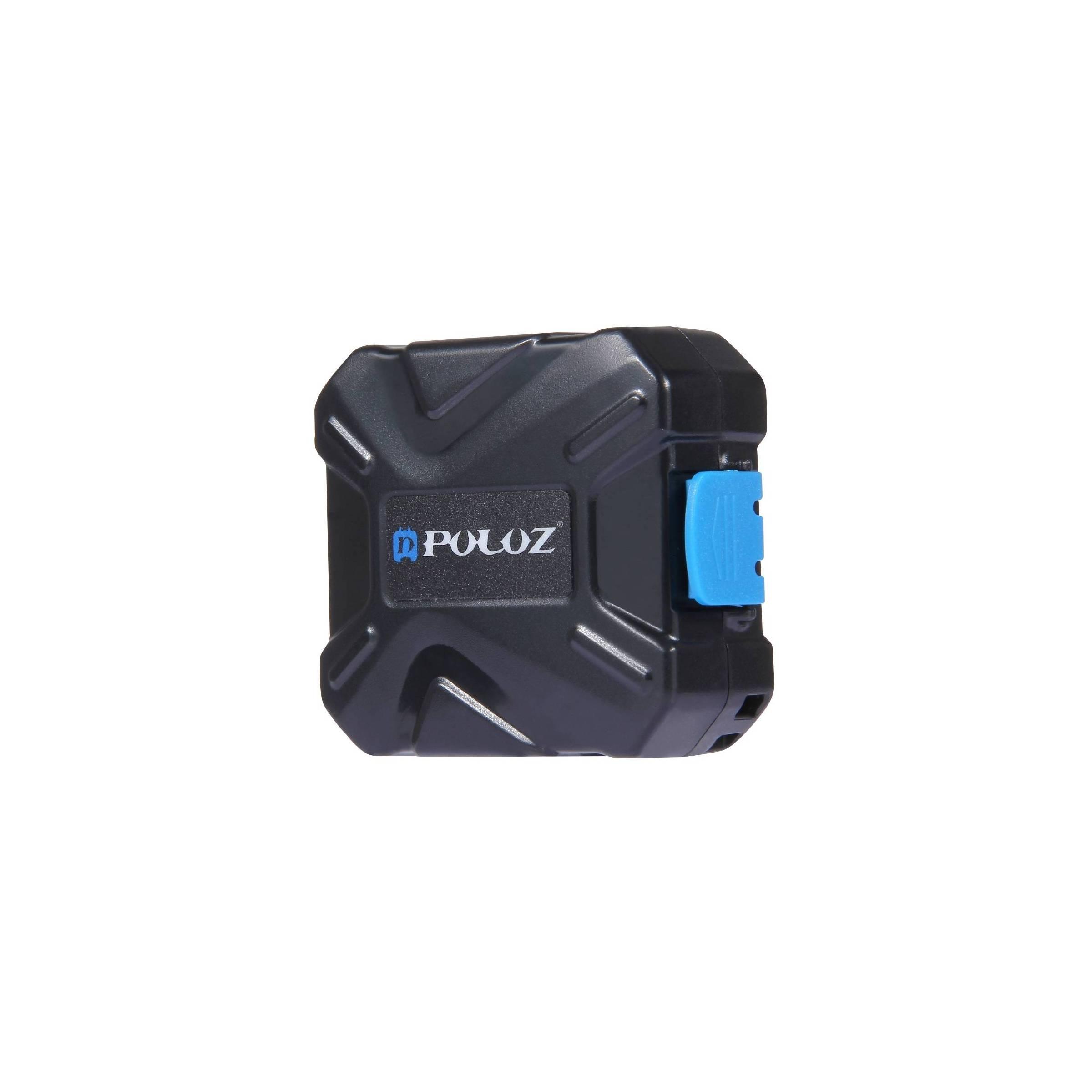 puluz – Puluz beskyttelsesboks til memory cards fra mackabler.dk