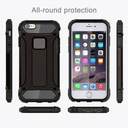 Håndværker iPhone cover ip6 sort