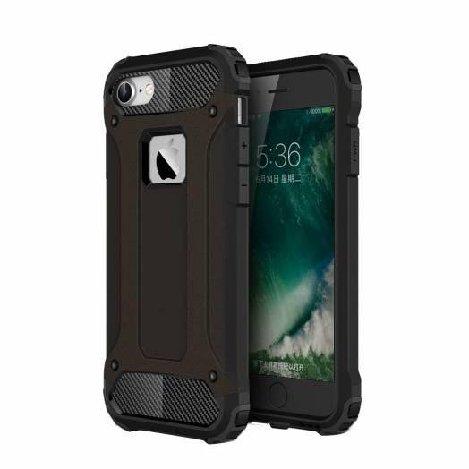 Håndværker iPhone cover, iPhone iPhone 7 & iPhone 8 / iPhone SE 2020, Farve Sort
