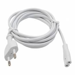 Apple Mac Mini strøm kabel i hvid (eller til airport)