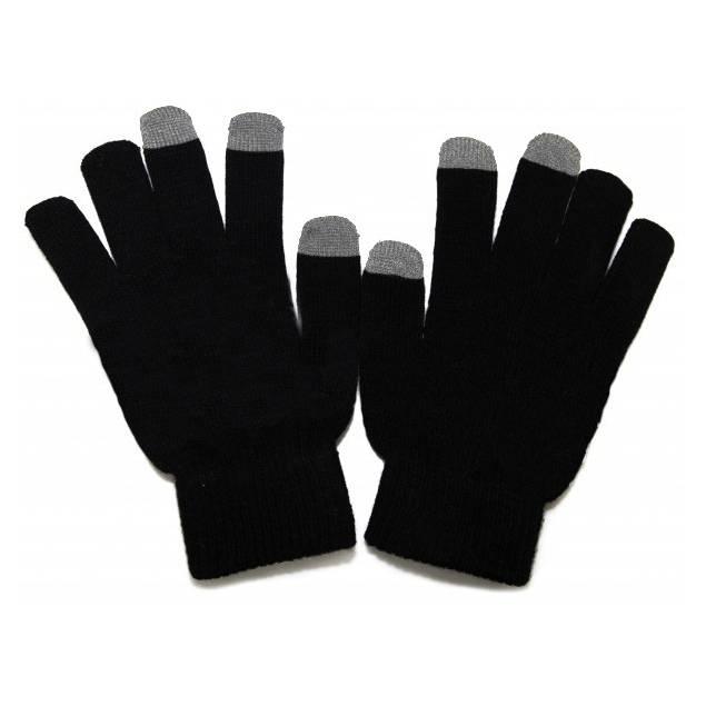 Touch handsker - Vi har alle sammen oplevet at vi skulle bruge vores telefon mens vi har handsker på, og det er ikke en nem sag. Med disse touch handsker forsvinder alle besværlighederne. De fungerer med alle touchskærme som hvis det var din egen finder.Handskerne er One