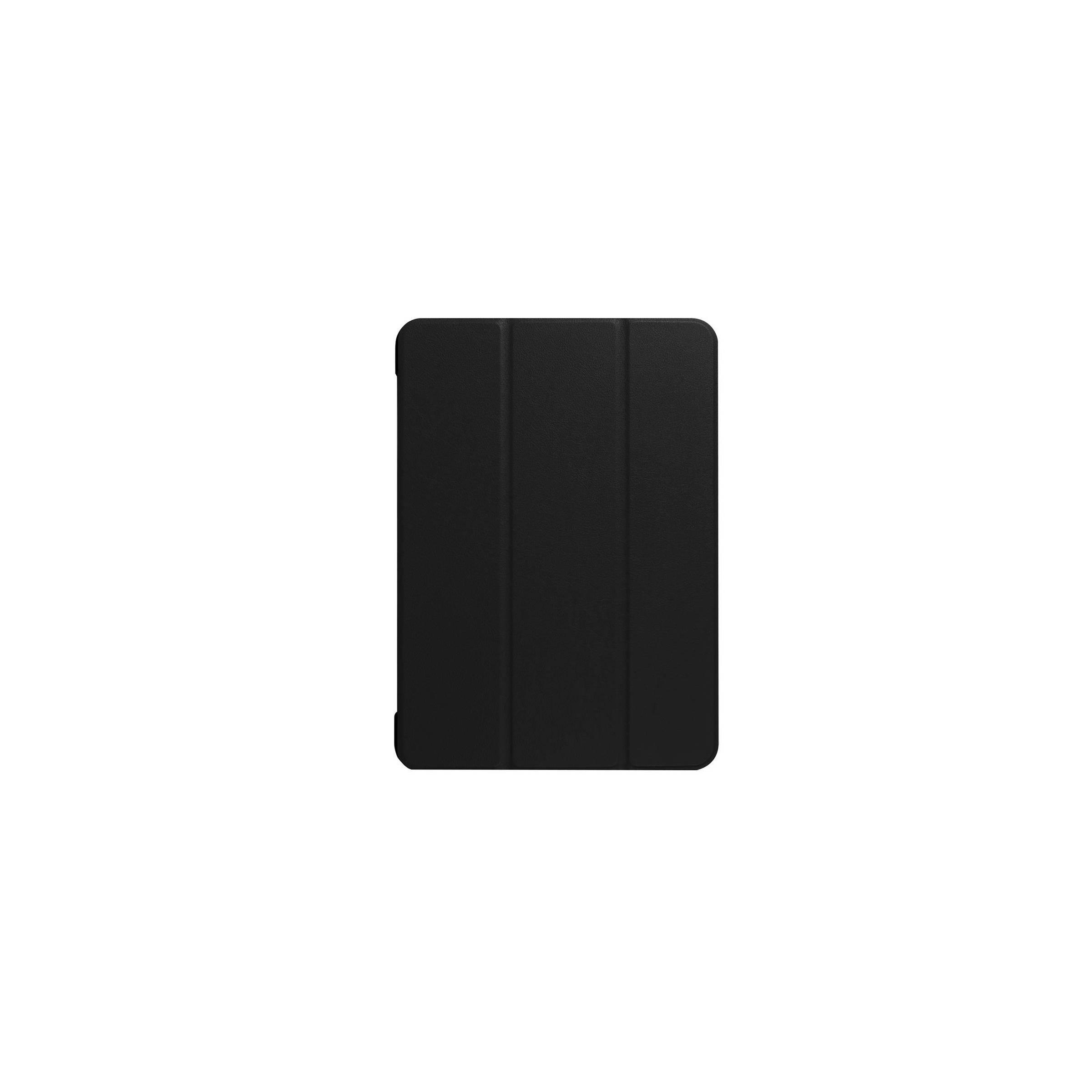 """Ipad pro 10,5""""/air 3 cover med bagside og smartcover farve sort fra kina oem på mackabler.dk"""