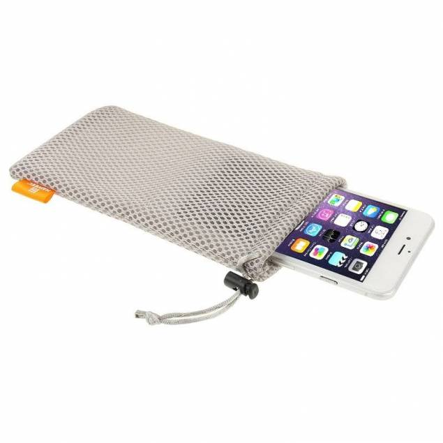 Opbevaringspose til iPhone microfiber