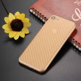Ultra tyndt cover til iPhone 7 & 8, Farve Guld