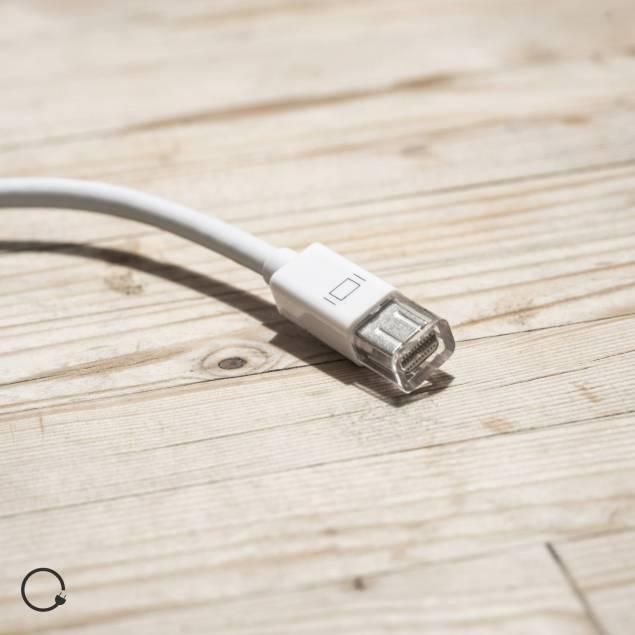 Image of   Mini DisplayPort til HDMI kabel (op til 5m)