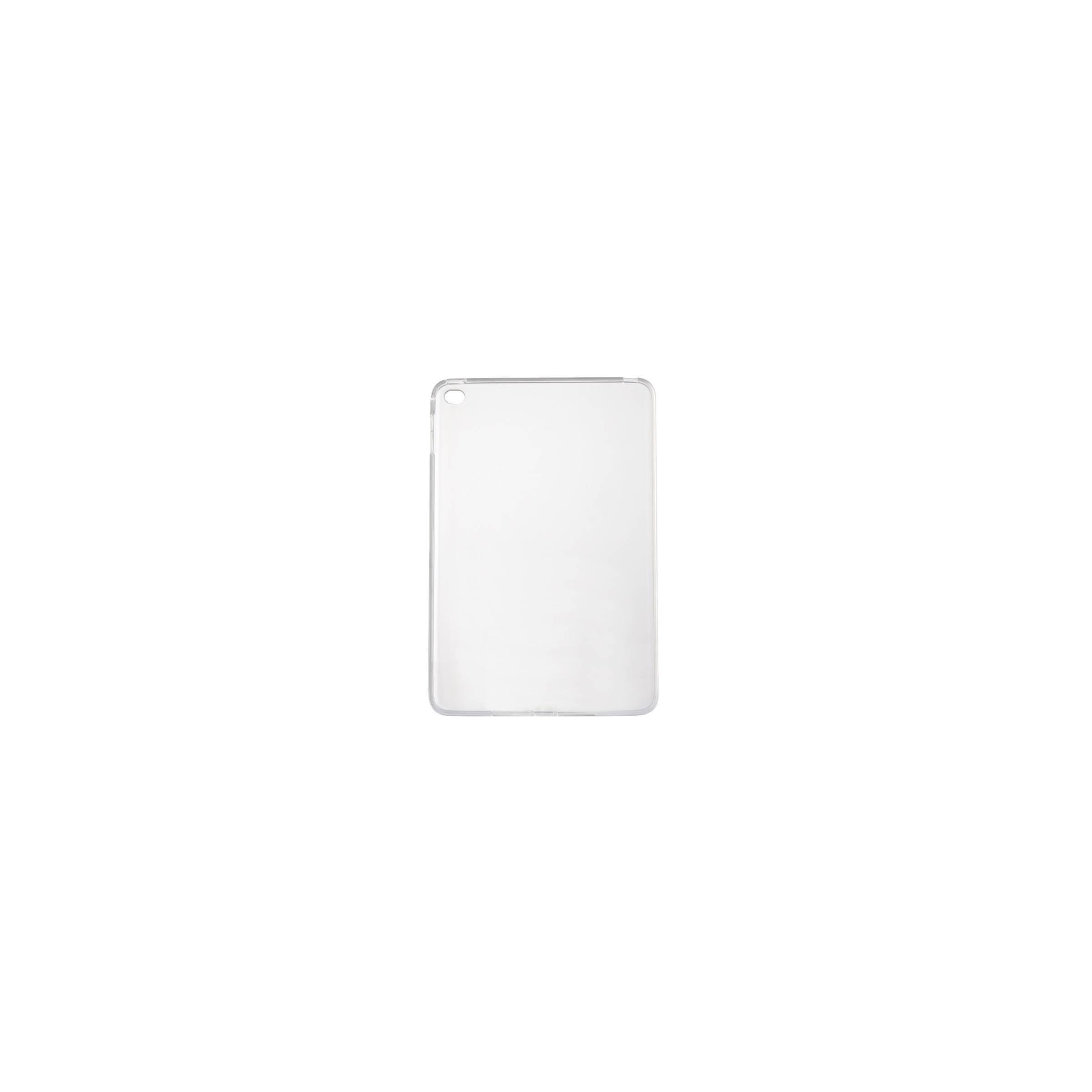 Ipad pro 12,9 silikone cover farve gennemsigtig fra kina oem fra mackabler.dk