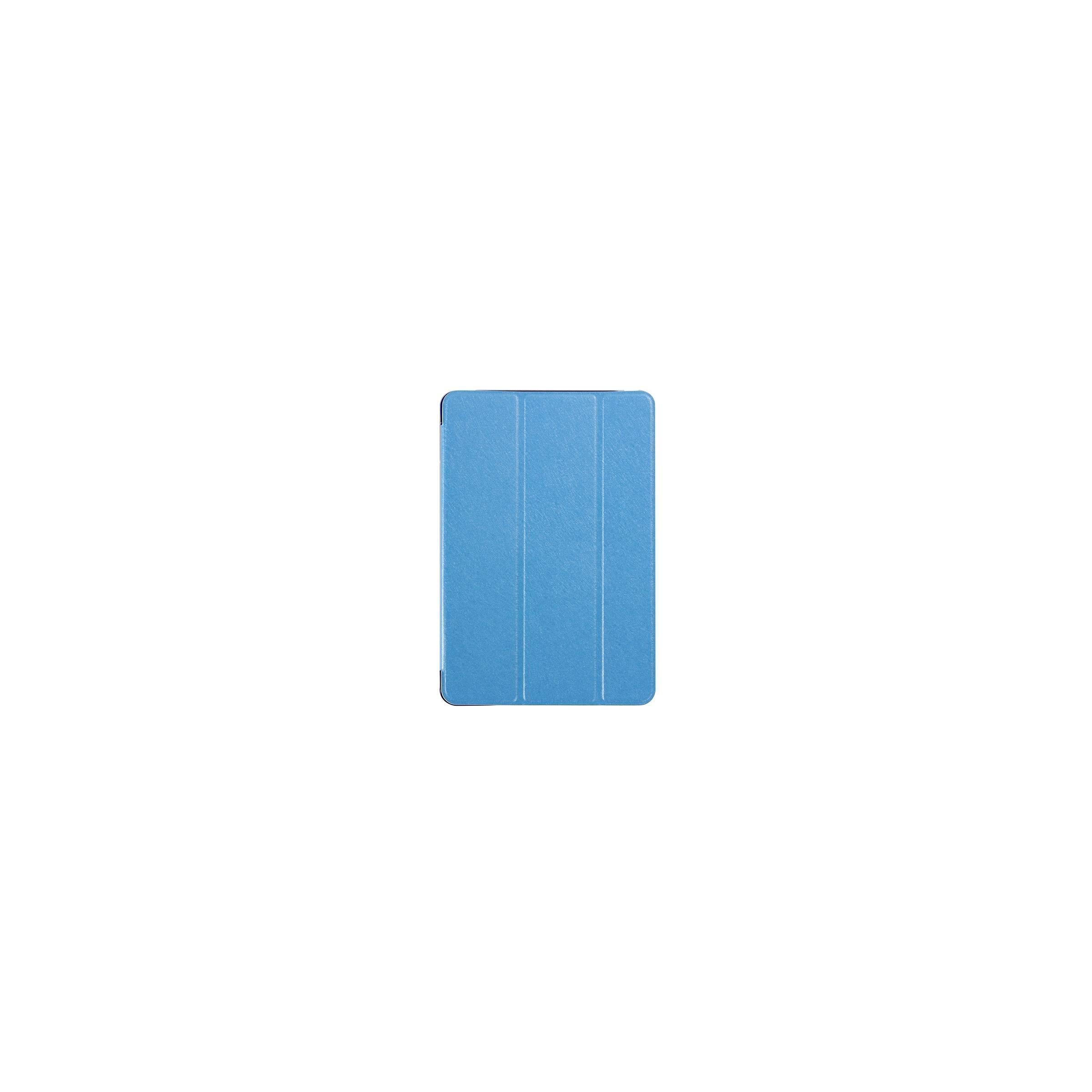 """kina oem – Ipad pro 12,9"""" cover med smartcover funktion farve turkis på mackabler.dk"""