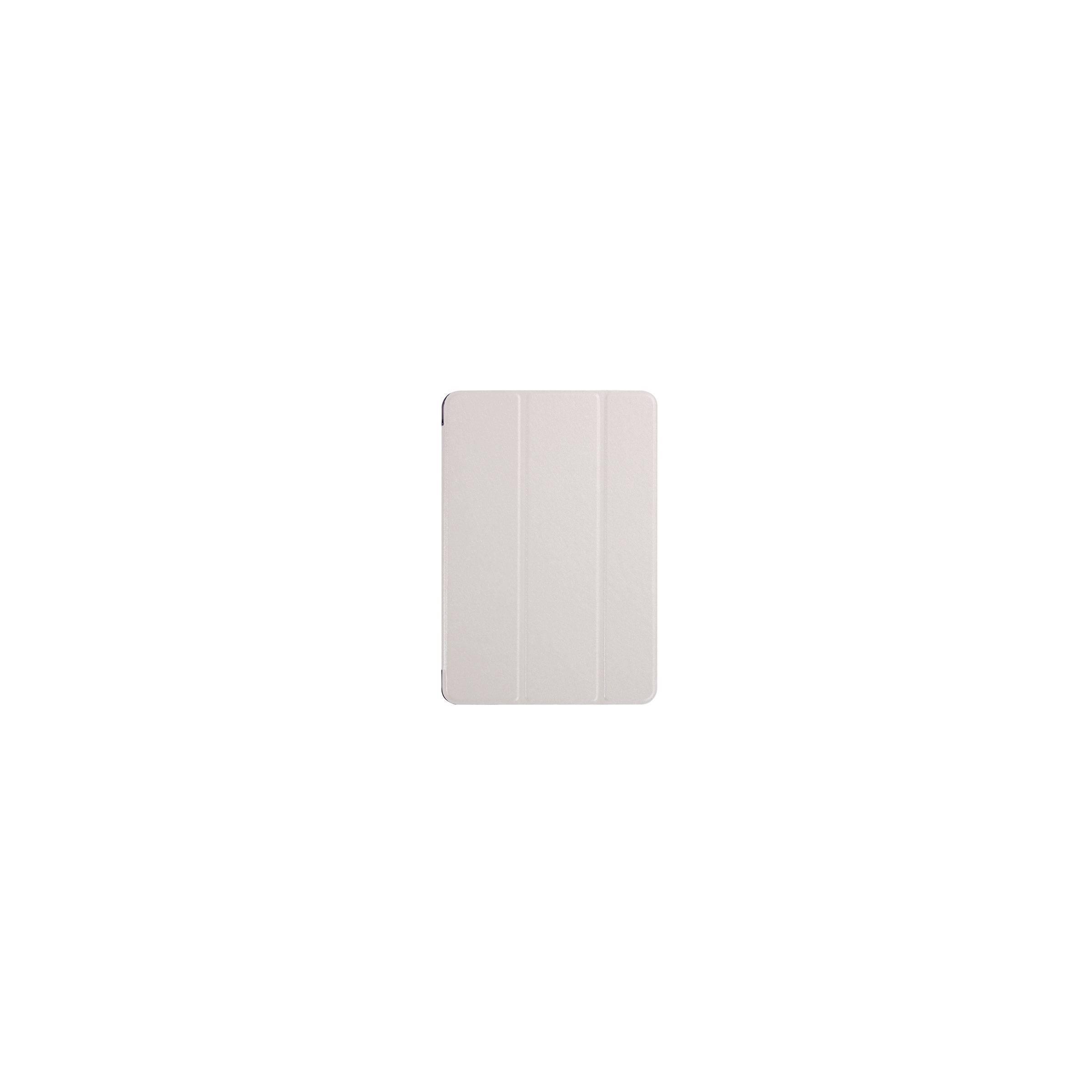 """kina oem – Ipad pro 12,9"""" cover med smartcover funktion farve hvid fra mackabler.dk"""
