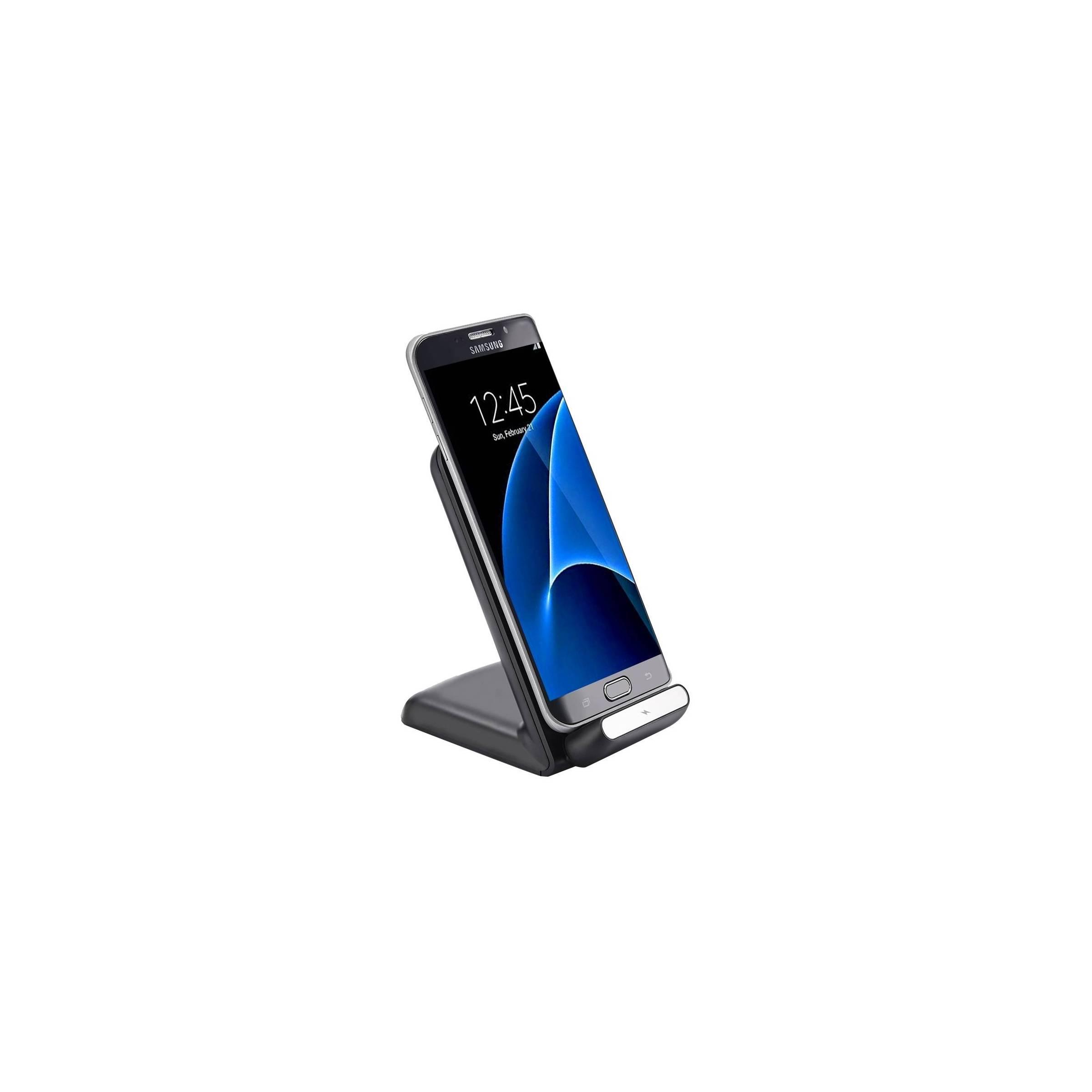 itian – Itian a18-10w qi stående oplader til iphone fra mackabler.dk