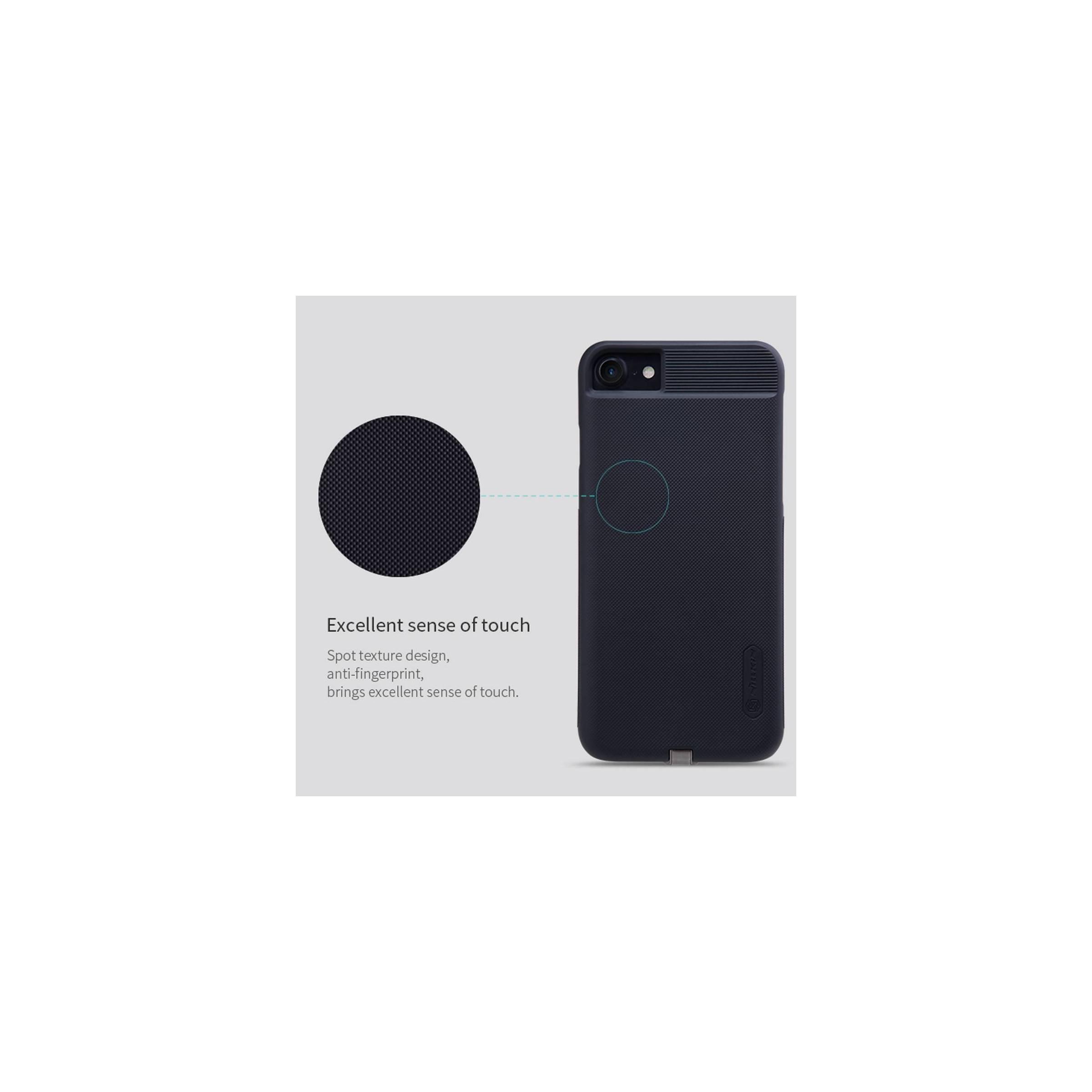nillkin Magic cover til qi opladning på iphone iphone iphone 7 plus & 8 plus på mackabler.dk