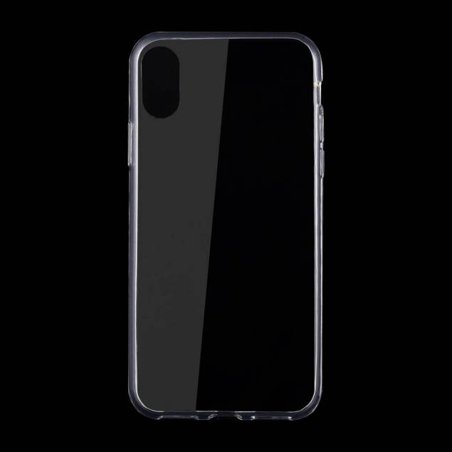 Image of   iPhone X/Xs tyndt silikone cover
