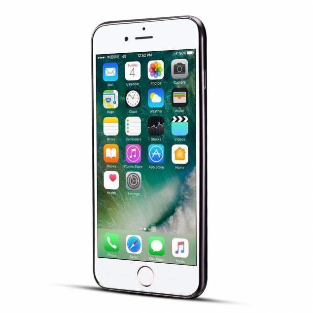 iPhone 7/8 læder cover med kort plads