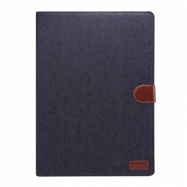 "Image of   iPad Pro 12,9"" lækkert læder flip cover"