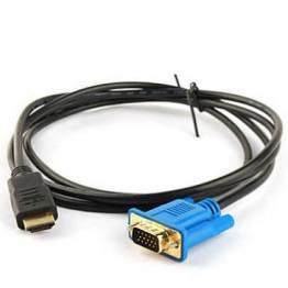 HDMI til vga kabel