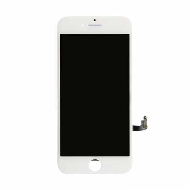 iPhone 7 Skærm i høj kvalitet - Farve - Hvid