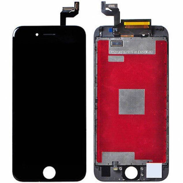 apple – Iphone 6s skærm semi original på mackabler.dk