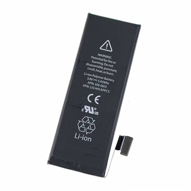 iPhone 5C Batteri 1510 mAh