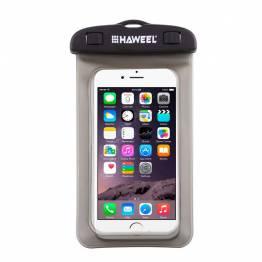 Vandtæt pose til iPhone