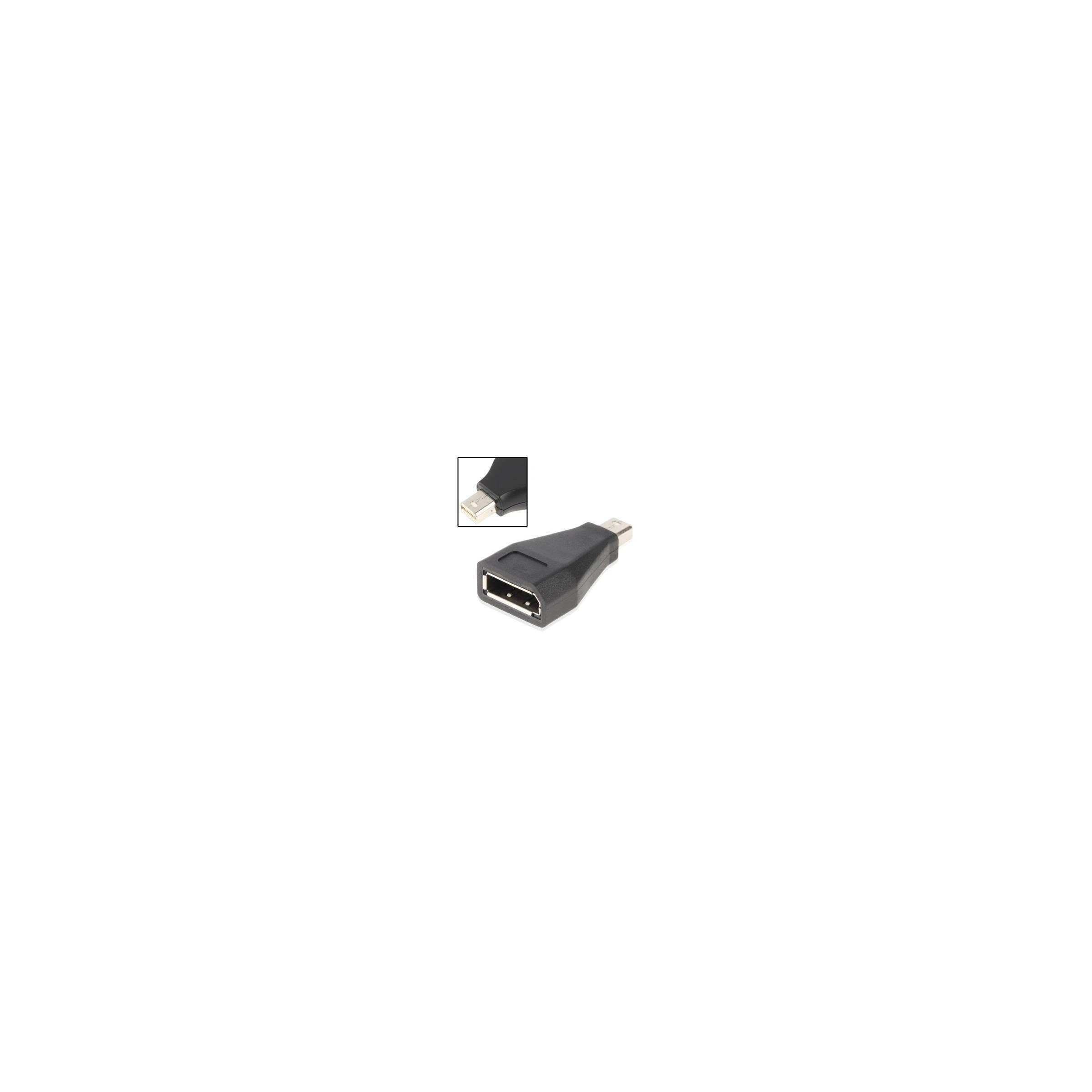kina oem – Meget lille displayport til mini displayport adapter på mackabler.dk