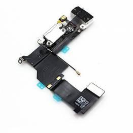 Image of   iPhone 5 Power Dock+cable (sort/hvid) I høj kvalitet Farve Sort