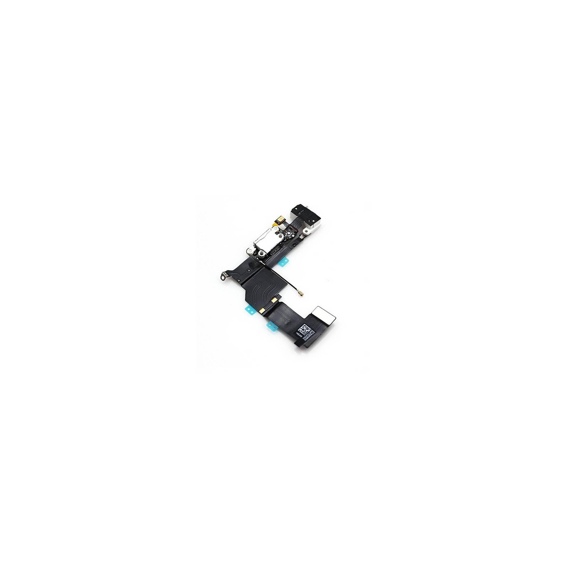 Iphone 5 power dock+cable (sort/hvid) i høj kvalitet farve sort fra sinox på mackabler.dk