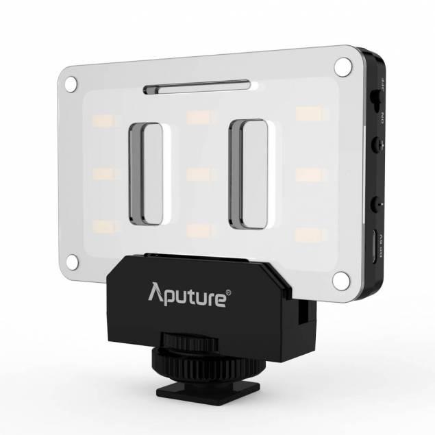 Image of   Aputure Amaran LED Lys med 9 LED SMD pærer