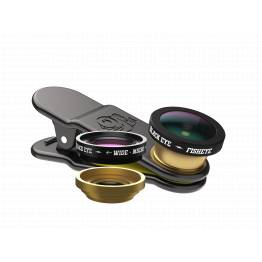 Black Eye Lens 3 i 1 combo