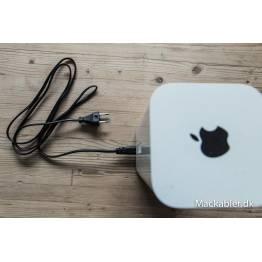 Mac mini/airport strømstik