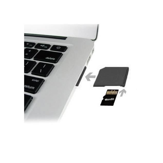 SD-kort disk til macbook's