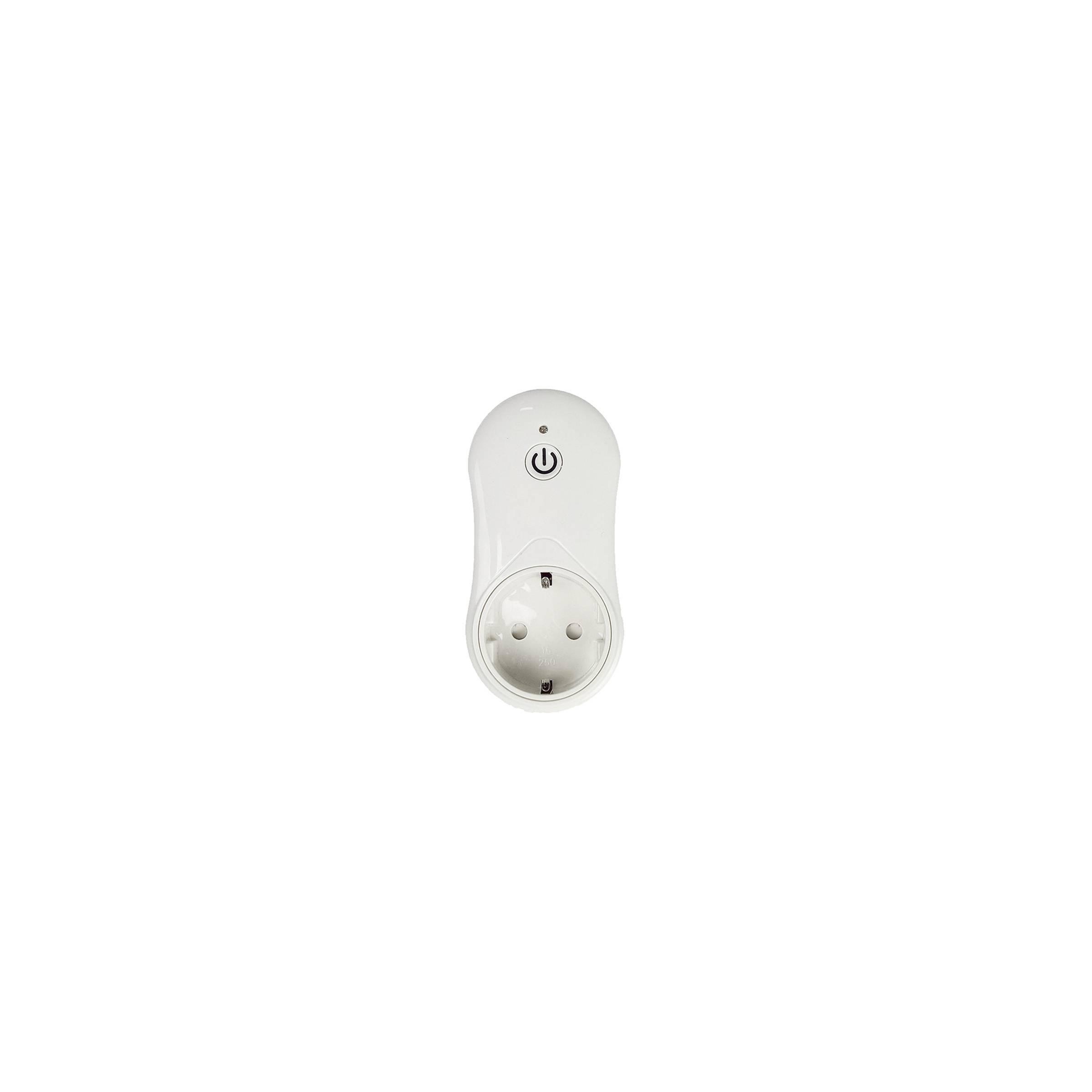 kina oem Smart strøm stik med wifi til amazon alexa, ifttt, ios og google home fra mackabler.dk