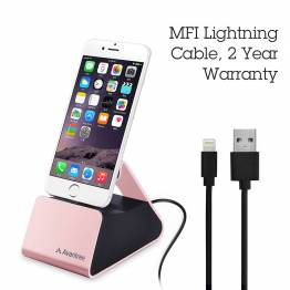 Avantree Lightning Charge Dock Rosegold