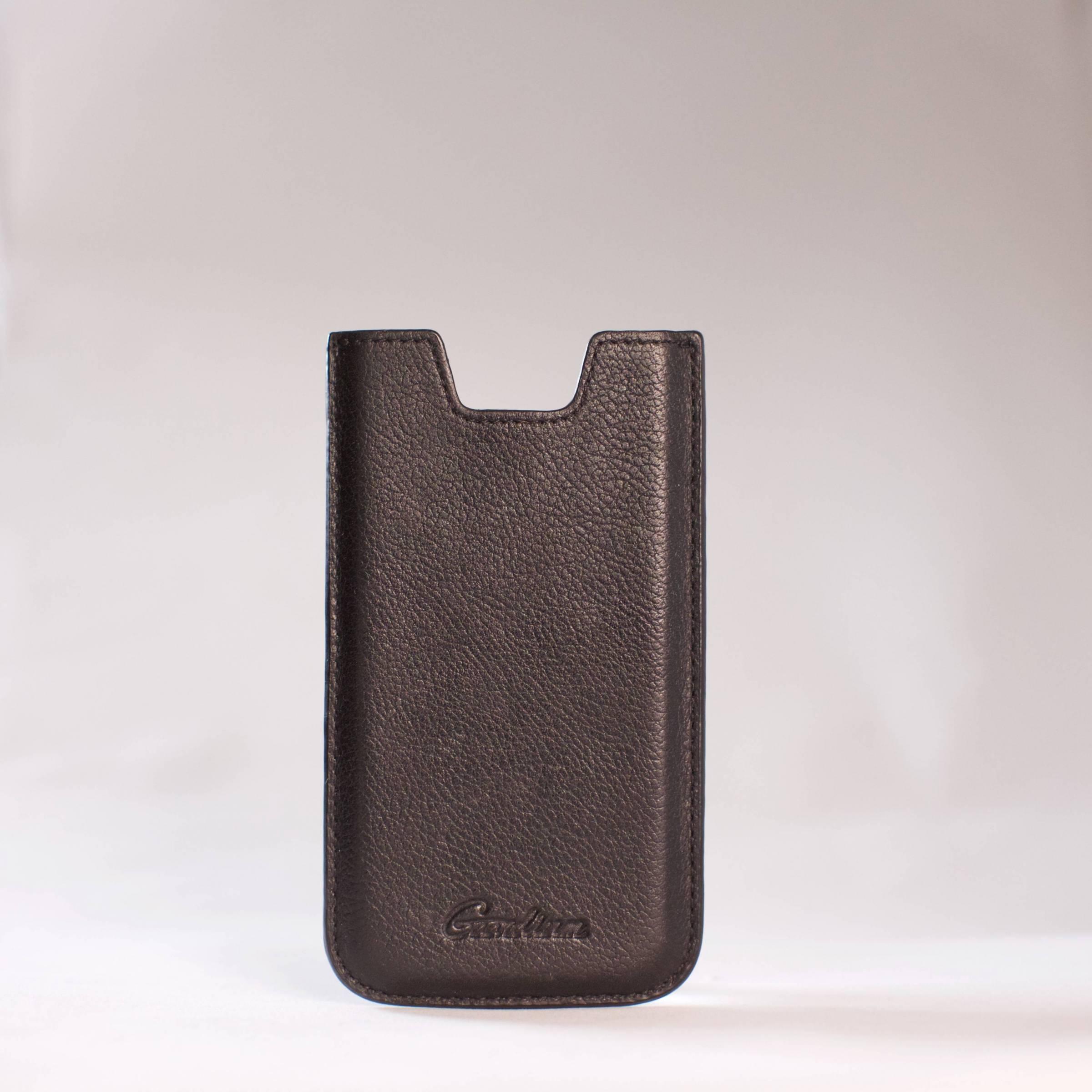 gaardium – Gaardium sleeve iphone 5/5s/5c/se farve sort på mackabler.dk