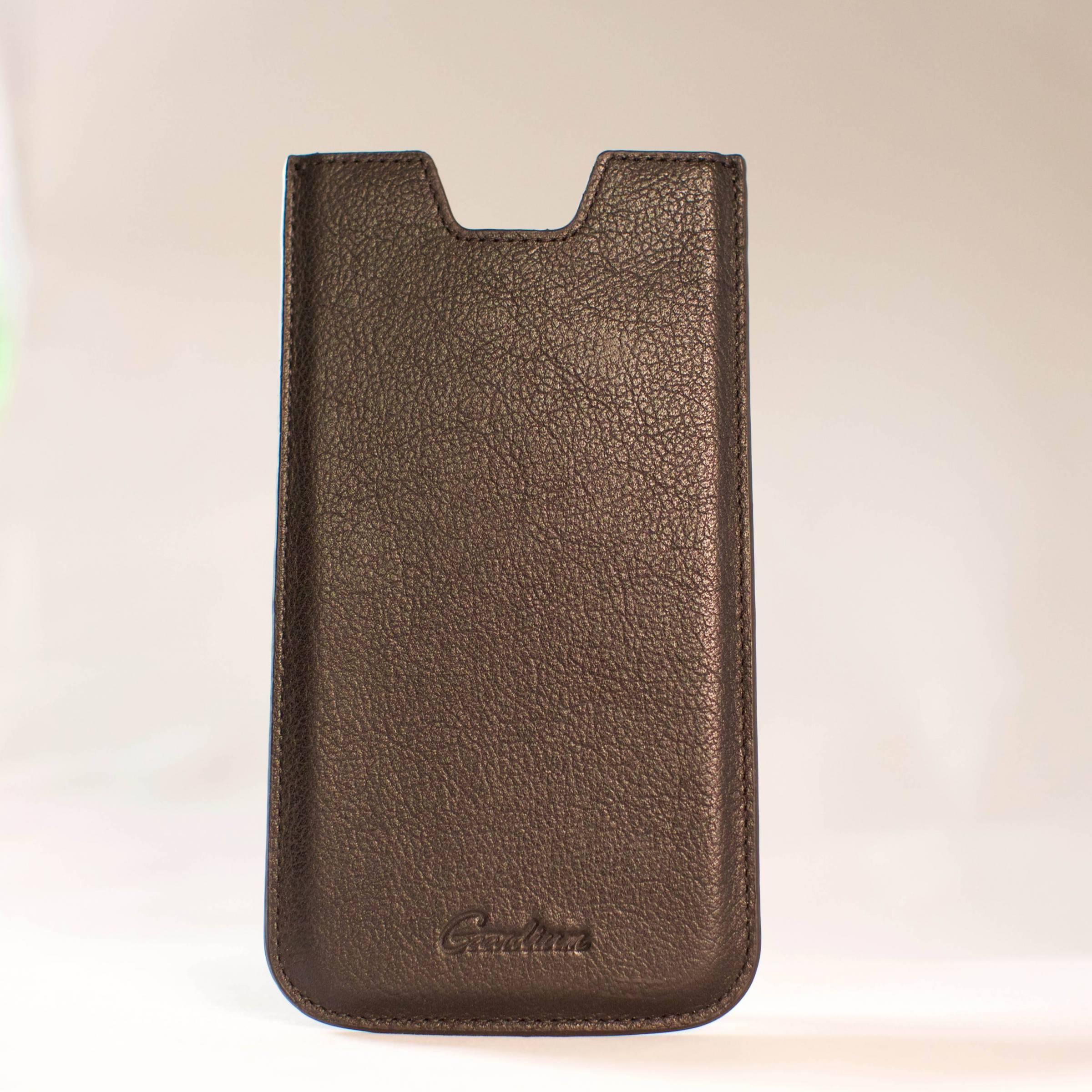 Gaardium sleeve iphone 6/6s/7/8 plus farve sort fra gaardium fra mackabler.dk