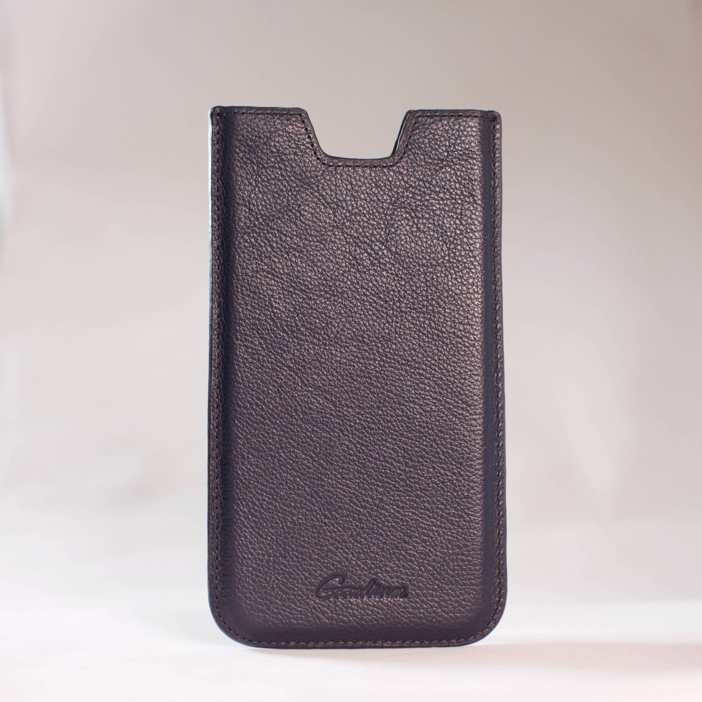 gaardium Gaardium sleeve iphone 6/6s/7/8 plus farve blå fra mackabler.dk