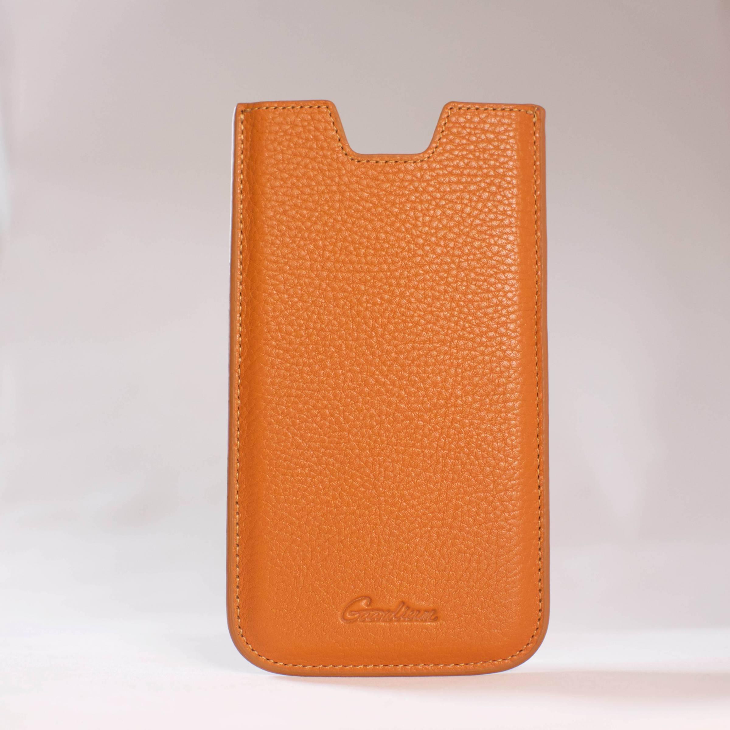 gaardium – Gaardium sleeve iphone 6/6s/7/8 plus farve brun fra mackabler.dk