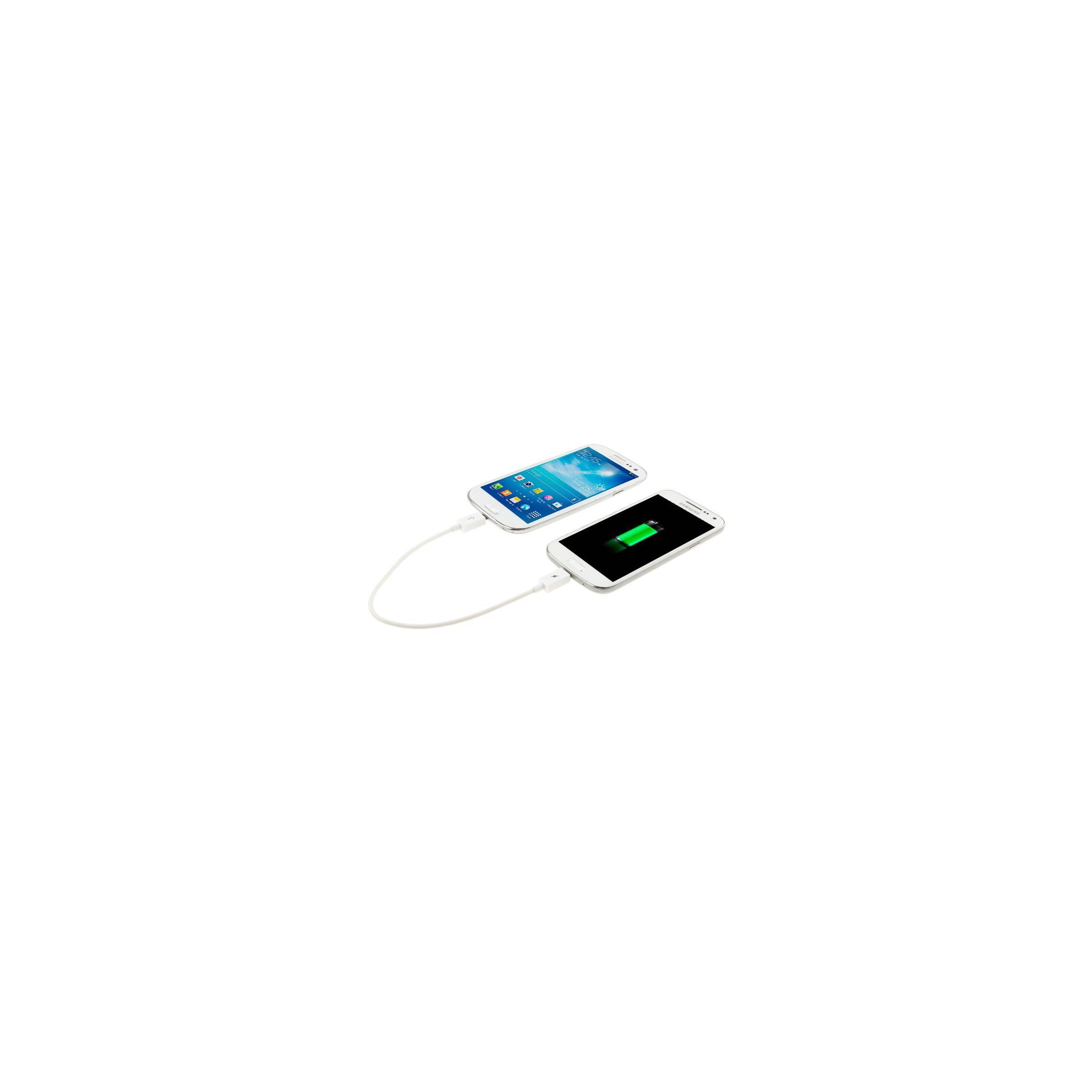 kina oem – Micro usb til micro usb kabel på 20cm fra mackabler.dk
