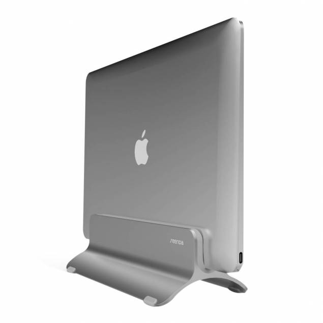 Macbook vertikal alu stander