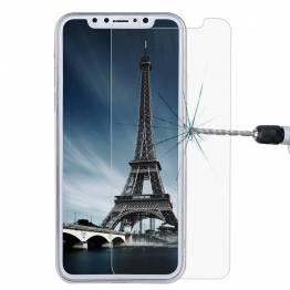 iPhone X/Xs silikone cover og beskyttelseglas