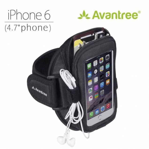 Image of   Avantree Ninja Armband løbearmbånd til iPhone 6/6s/7/8