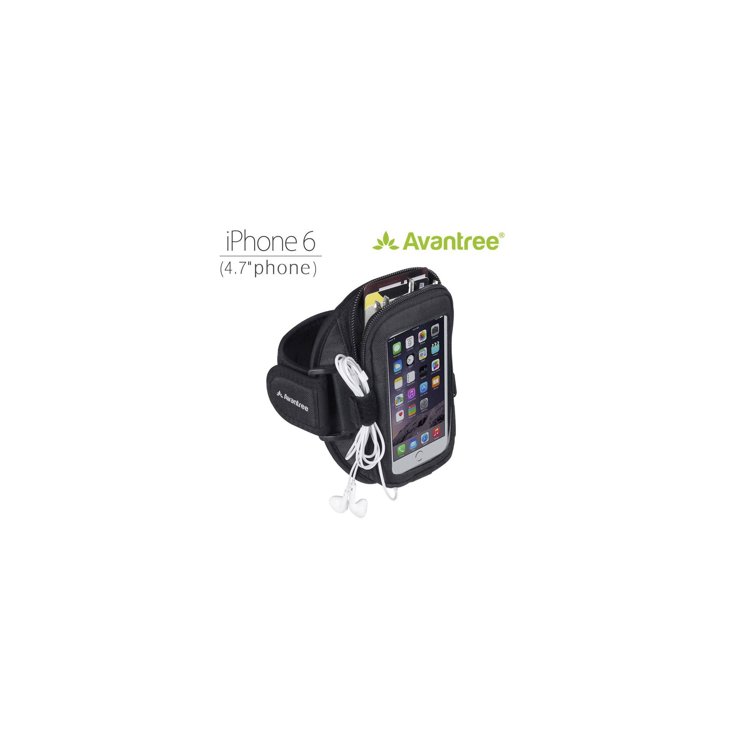 avantree Avantree ninja armband løbearmbånd til iphone 6/6s/7/8/x/xs fra mackabler.dk