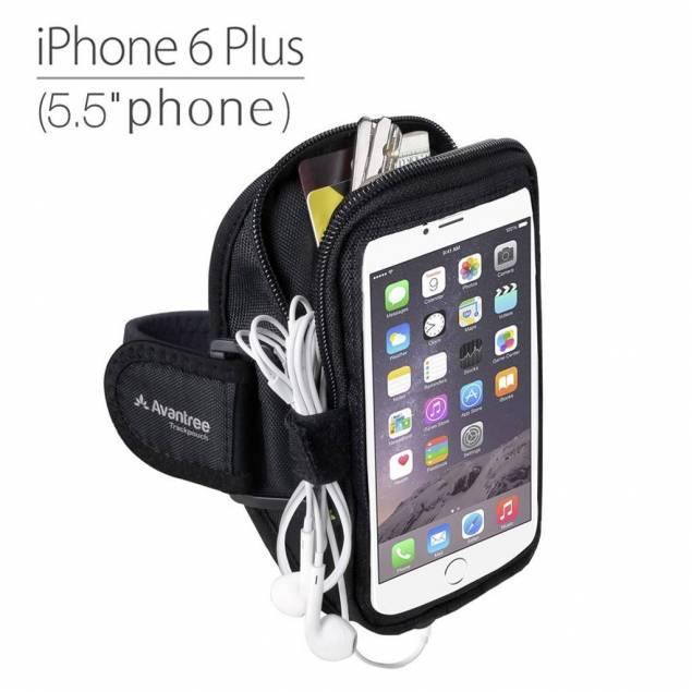 Avantree Trackpouch Armband løbearmbånd til iPhone 6/6s/7/8 plus