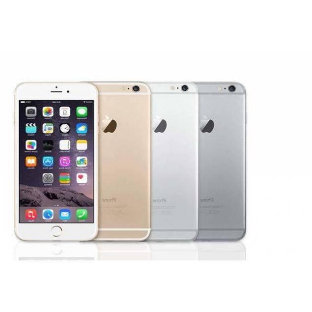 Apple iPhone 6 16/64/128gb – Hukommelses størrelse – 128GB, Farve – Sølv farve
