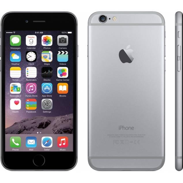 iPhone 6 nybrugt