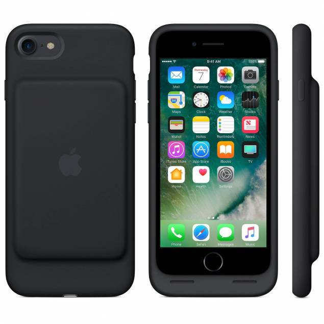 Billede af Apple Smart Battery Case til iPhone 7/8